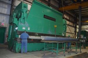 1500 Ton Press Brake