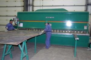 16' Hydraulic Shear