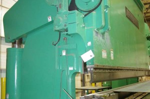 24' Hydraulic Press Brake