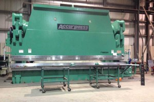 24ft x 1500ton Press brake 2