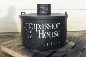 Fundraiser fire-pit donations: Compassion House 1
