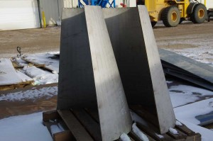 Stainless steel cone sections products